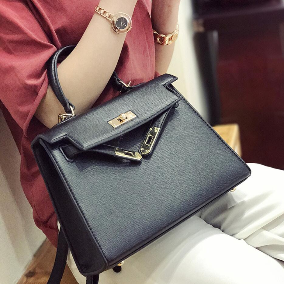 2018 New Women Bags PU Leather Handbag Women Large Tote Bags Ladies Shoulder Bag Handbag Party Purse Ladies Messenger Big bags elegance women handbag shoulder bag large tote ladies purse fashion hot new dropshipping