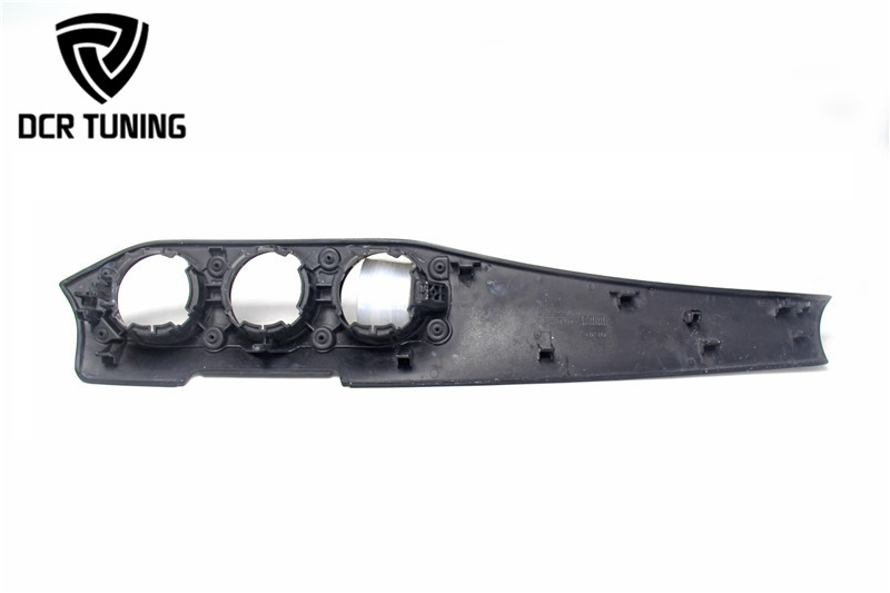 Interior Dashboard Trim For Mercedes CLA Class W117 CLA180 200 250 Carbon Fiber GLA Upgrade Centre Console Air Vent Surround LHD (2)