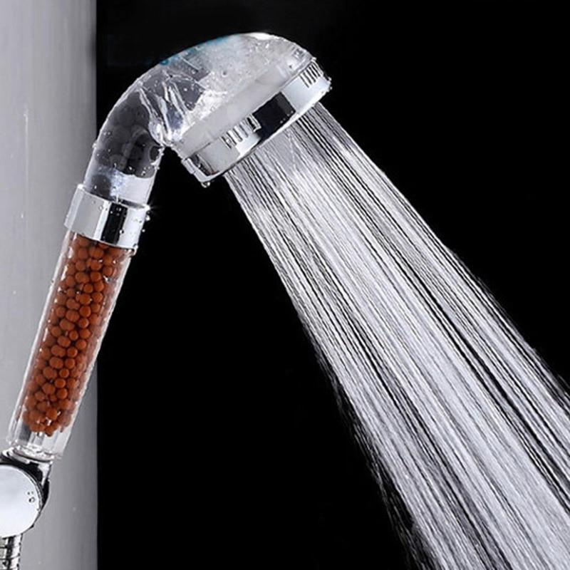 Multi-Function Eco Handdusch Duschhuvuden Filtrering Spara Vattenhand Häftad Chuveiro Ducha Badrumstillbehör