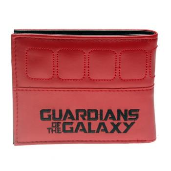 Бумажник Стражи Галактики красный 1
