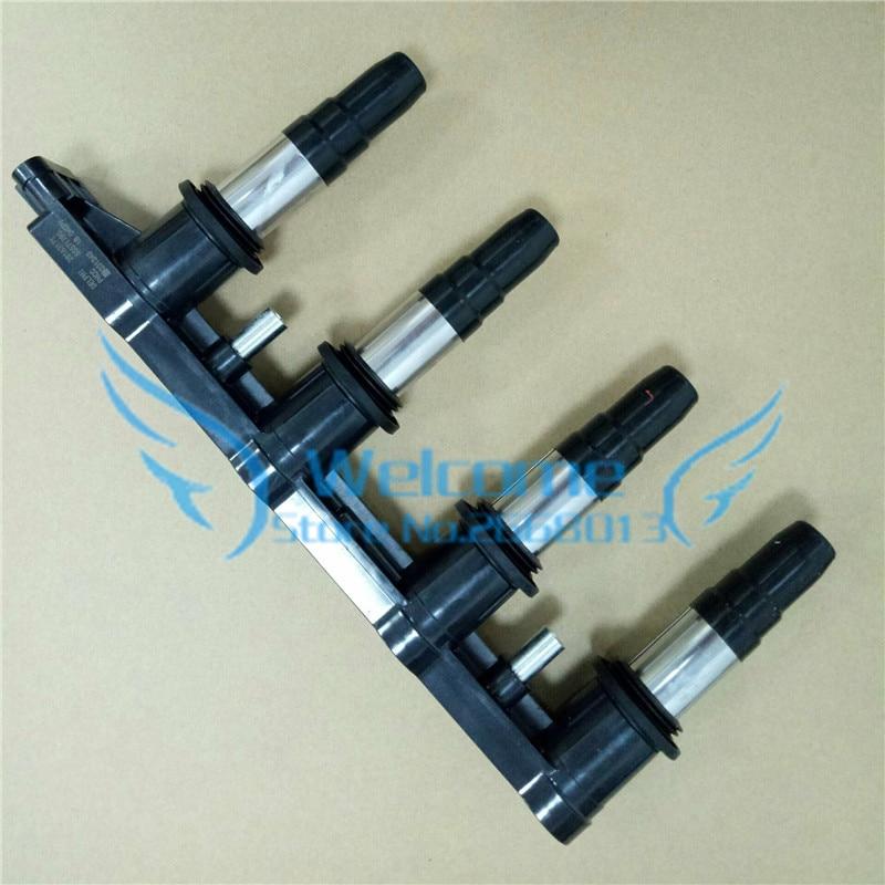 Original Ignition coil for Chevrolet Cruze 1.6 1.8 TRAX 1.6 AVEO AVEO5 Sonic ORLANDO 1.8 OPEL VAUXHALL ASTRA MOKKA 55584745