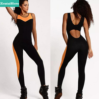 ZentaiHero Sexy Fashion Bandage Bodycon Sports Jumpsuits Catsuit Playsuits Clubwear Black Multicolor Tight Zentai Spandex Suit