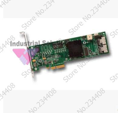 Original 8708 Elp Sas PCI-e 256m Raid5 Array Card 100% tested perfect quality 375 3536 sas raid with battery array card pci e sas card 100% test good quality