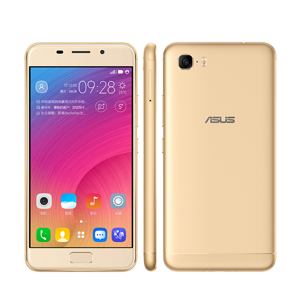 New ASUS Zenfone Pegasus 3s ZC521TL 3GB RAM 32GB ROM 5.2 inch Android 7 Fingerprint 13MP 5000mAh 4G LTE Octa Core Mobile phone