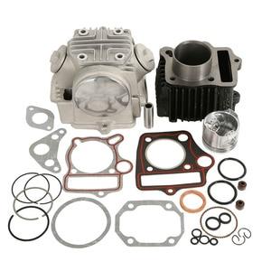 Image 2 - Motorcycle Cylinder Engine Motor Rebuild For Honda ATC70 CT70 TRX70 CRF70 XR70 70CC 49.5CM3