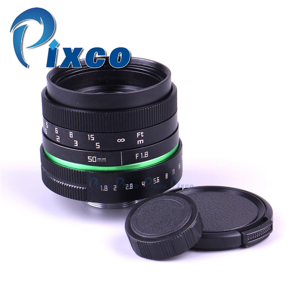 Об'єктив камери C Кріплення камери 50мм - Камера та фото - фото 1