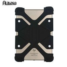 Alabasta Universal Cover For Samsung Huawei Xiaomi Asus Tablet,Hot 7 8 9 Inch Silicone Case With Buttons For iPad Mini 3 Cover