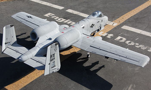 Aliexpress.com : Buy RC A10 Warthog Jet Airplane A 10 ...
