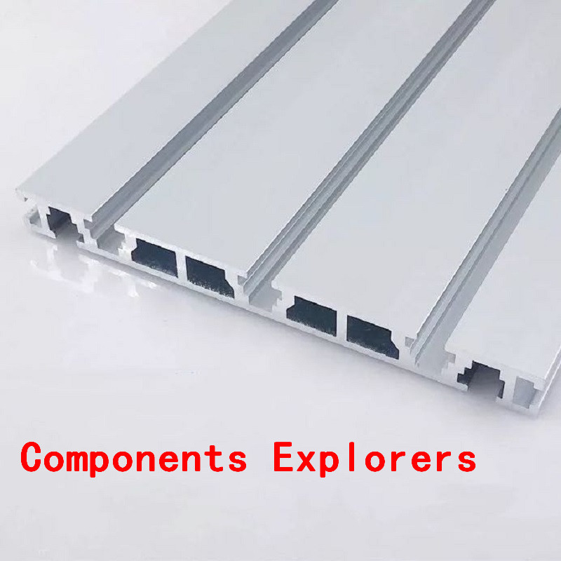 Arbitrary Cutting 1000mm 15160 Aluminum Extrusion Profile,Silvery Color.