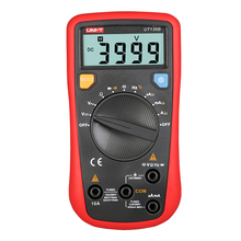 UNI-T UT136B Mini Handheld Digital Multimeter Auto Range AC/DC Voltage Current Resistance Capacitance Frequency Tester