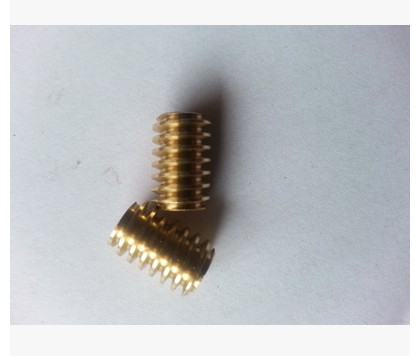 Free shipping/10pcs copper worm Double module 0.5 small 3.14mm R hole/Meat Grinder Parts etc.