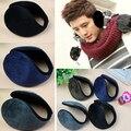 1pc Random Color Unisex Fleece Earmuff Winter Ear Muff  Band Warmer Grip Earlap Gift