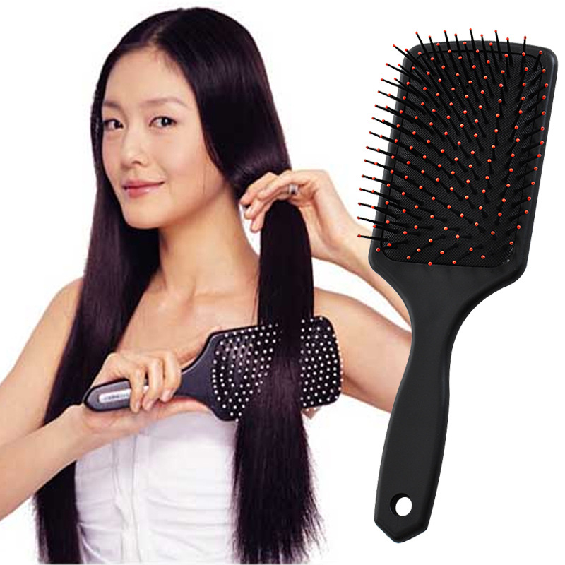 Hair Brush Scalp Hairbrush Massager Comb Professional Women tangle Hairdressing Supplies brushes combos for Styling Tools hair