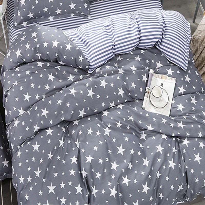 Home Textiles Star American 200x200cm Bedding Set 1 Pcs Duvet Cover/ Quilt Cover/comforter Cover Single Double Queen King