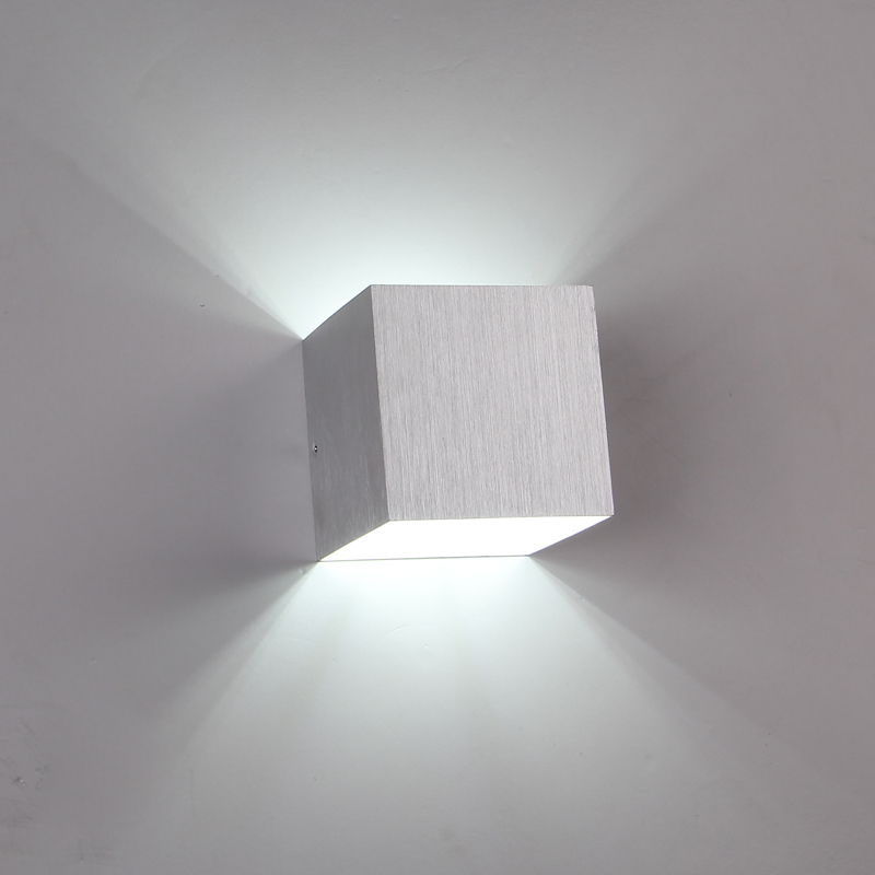 30PCS LED sconce Up and down LED wall light,1x3W wall LED spot light, recessed  wall lamp Fixture Porch Free shipping