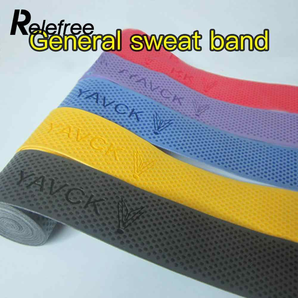 Universal Sweat Band Squash Tape Badminton Tennis Fishing Rod Racket For Welcky