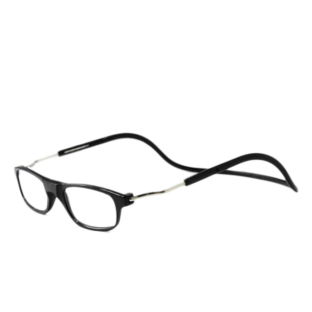 2017 Mode Klapp Magneten Vergrößerungs Lesebrille Magnetische Vorder Connect Unisex Brillen Hängen Klapp Großhandel