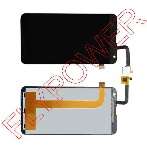 ФОТО 100% Warranty For Fly IQ4514 EVO Tech 4 LCD Display  with touch screen digitizer assembly by free shipping