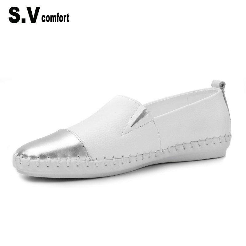 ФОТО Moccasin Shoes Women leather Flats Zapatos Mujer Chaussure Femme Moccasins Loafers Driving Women Casual Shoes Leisure Slipony
