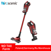 Proscenic I9 Cordless Vacuum Cleaner ultra-lightweight stick Vacuum With 22Kpa Powerful suction Cyclone Filter Carpet цена и фото