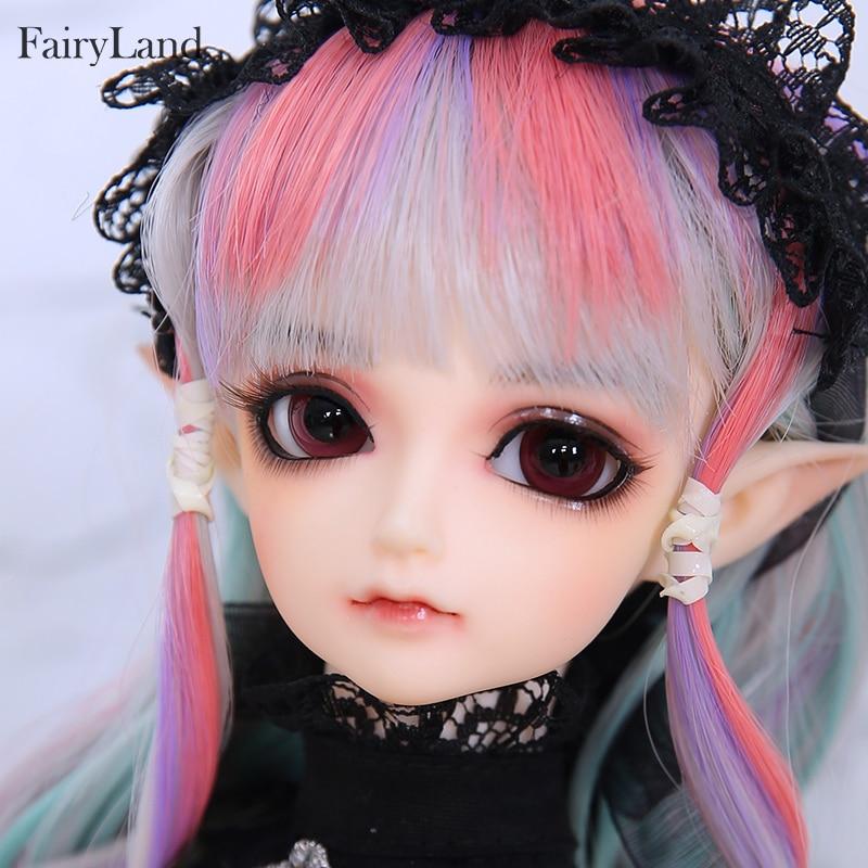 Minifee Eliya ตุ๊กตา BJD 1/4 F Elf Girl ยืดหยุ่นเรซิ่นรูป Fullset ตัวเลือกของเล่นสำหรับสาวของขวัญที่ยอดเยี่ยม Fairyland-ใน ตุ๊กตา จาก ของเล่นและงานอดิเรก บน   2