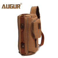 AUGUR 2018 Carry On Luggage Travel Bag Men Women Canvas Duffle Bag Fashion Functional Messenger Shoulder Bag Handbags For Male