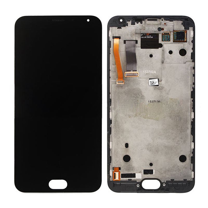 LCD Screen and Digitizer Full Assembly with Frame for Meizu MX5LCD Screen and Digitizer Full Assembly with Frame for Meizu MX5