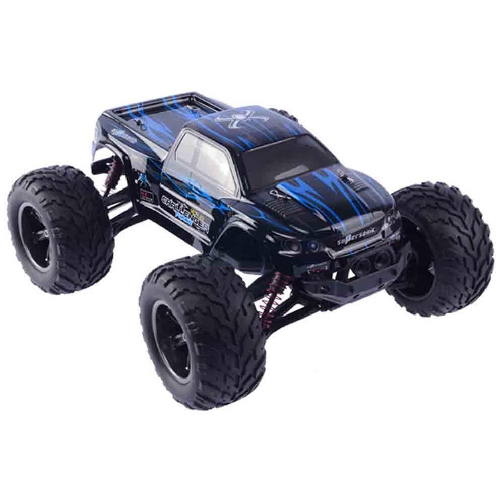 1/12 skala 2,4G 4CH RC Auto Spielzeug Mit 2-rad Angetriebene Elektrische Racing Truggy Fernbedienung Spielzeug RC SUV Klettern Auto Geschenk Für kinder