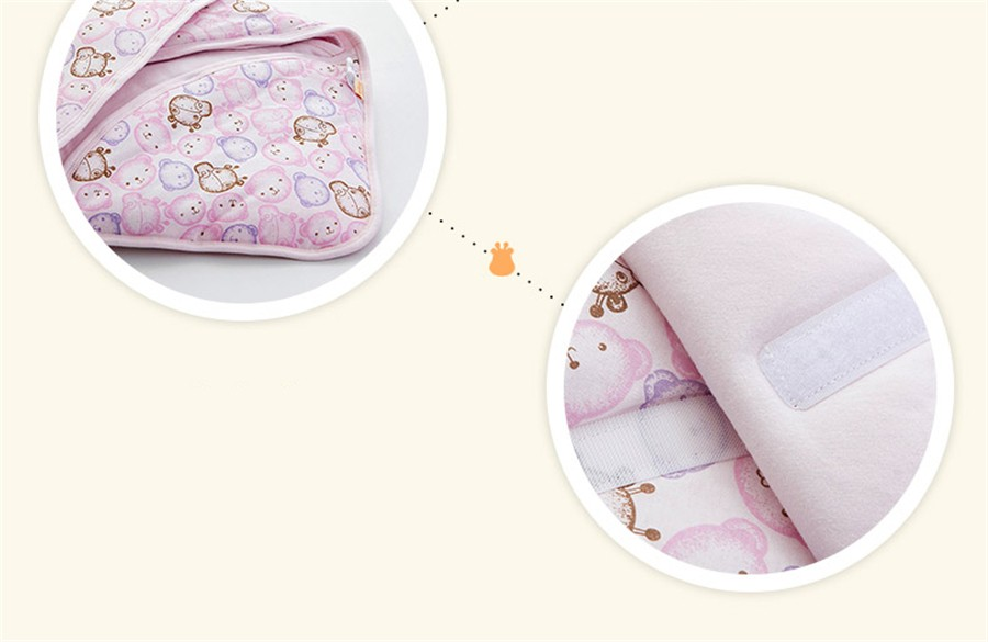 Baby Wrapped Blanket Warm Care (12)