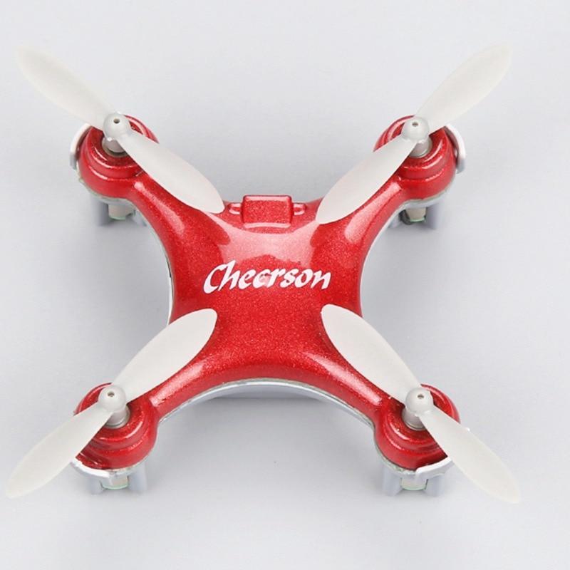 Cheerson Cx-10se мини Drone красочные Quadcopter Вертолет NANO drons Радиоуправляемые игрушки для детей Вертолет VS Cx10 Cx-10w