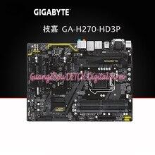 GA-H270-HD3P материнская плата поддерживает DDR4 (IntelH270/LGA1151)