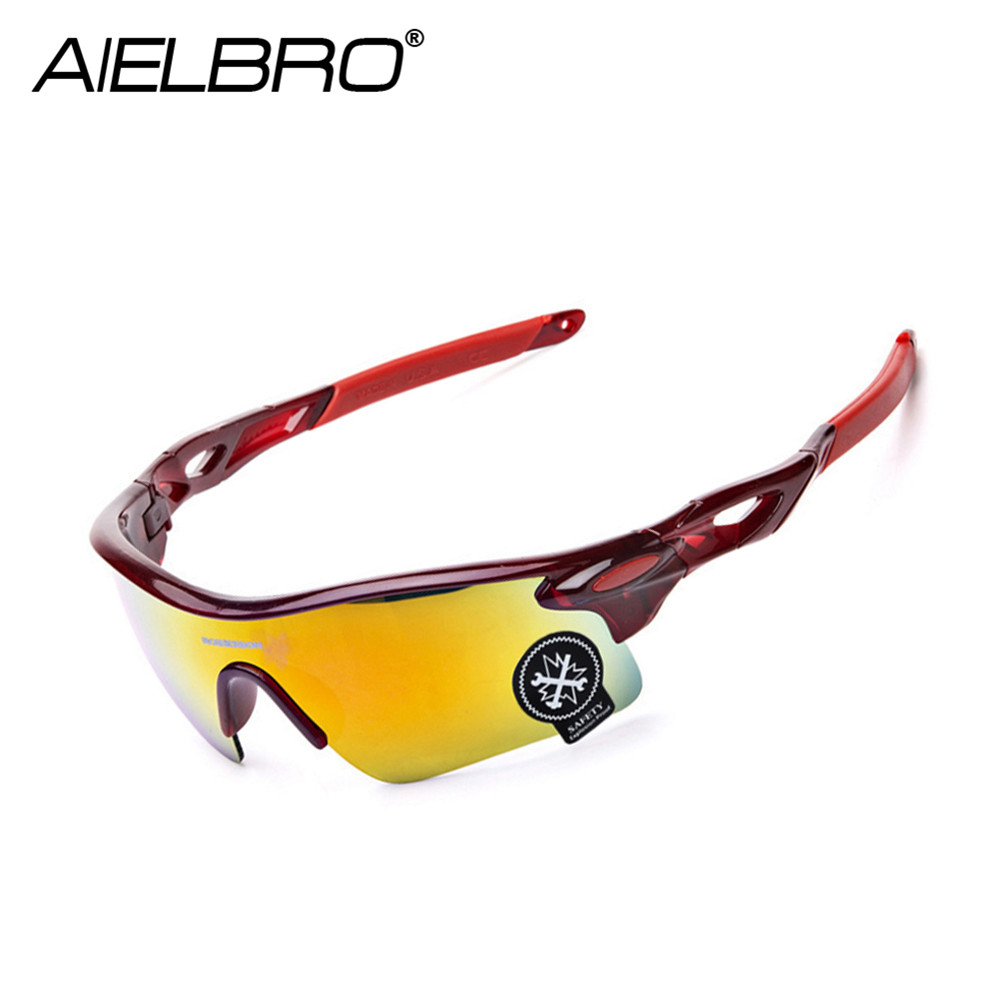 Men Women Hiking Glasses Outdoor Sport Mountain Climbing Driving Skiing Glasses Sports Sunglasses Eyewear Oculos Ciclismo