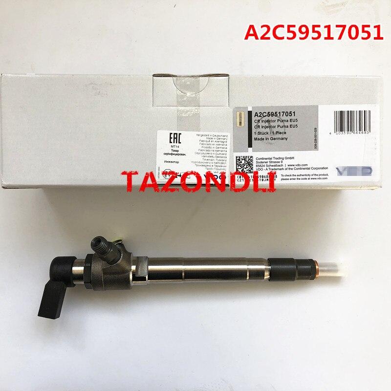 Genuine and new Common Rail Injector BK2Q 9K546 AG BK2Q9K546AG A2C59517051 1746967