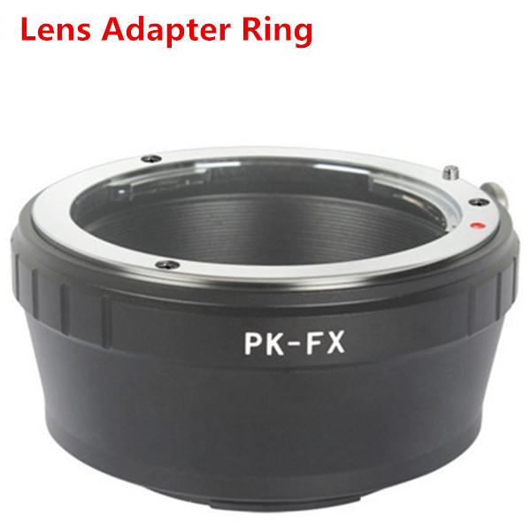 PK-FX lens Adapter for Pentax K PK mount lens To Fujifilm X-Pro1 FX Adapter