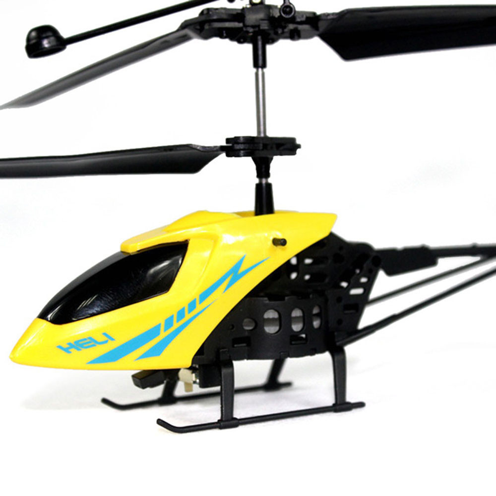 Lamps Aircraft Helicopter-Radio Gift Remote-Control Mini Micro 2-Channel Children Night-Vision-Toys
