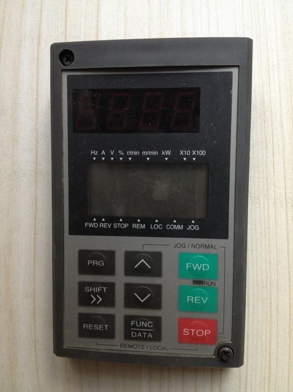 Fuji inverter operation panel input device tp-g11s inverter operation panel du03 s