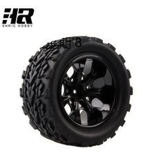 4PCS RC car 1 10 HSP 12mm racing wheel rim tires diameter 115mm width 55mm Suitable