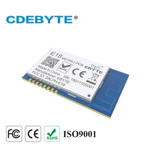 Image 4 - 10pc/lot Zigbee Module CC2530 2.4GHz Wireless Transceiver E18 MS1PA1 PCB PA IoT Radio Transmitter and Receiver