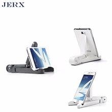 JERXป๊อปซ็อกเก็ตพับสก์ท็อปแท็บเล็ตยึดโทรศัพท์มือถือยืนสำหรับiphone 5 6 7 360องศาอยู่ไม่สุขปินเนอร์