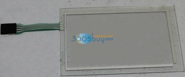 Vt155w vt155w00000 tela sensível ao toque de toque de vidro