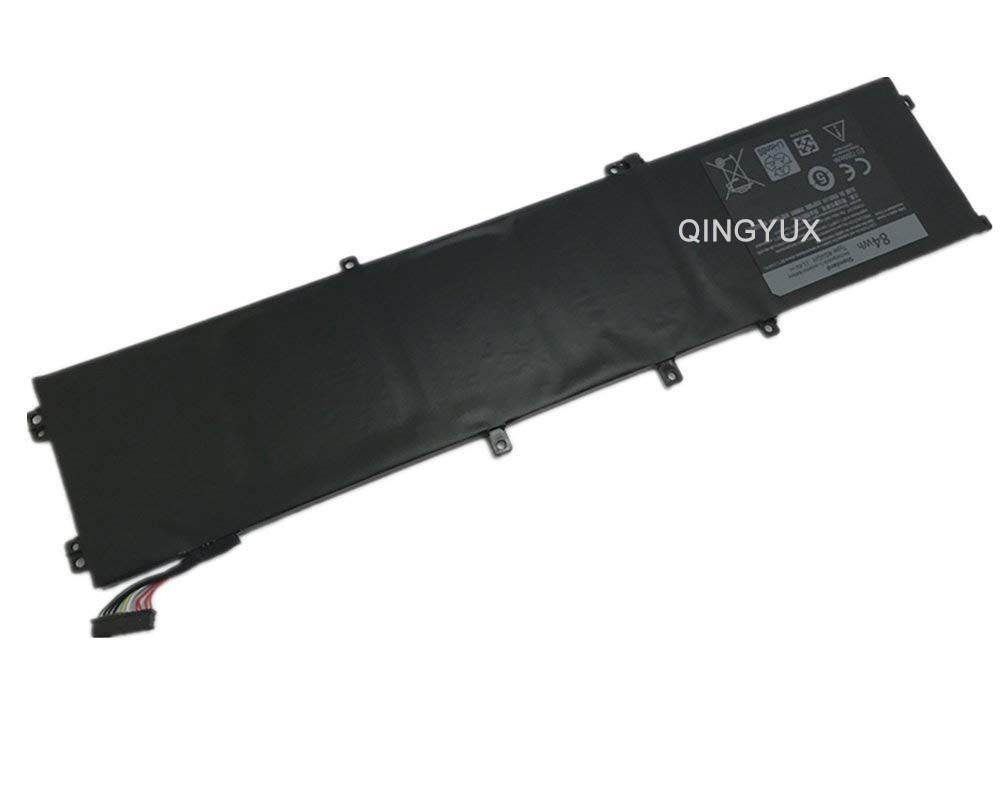 QINGYUX 4GVGH 11.4V 84Wh/7260mAh Laptop Battery Compatible with Dell XPS 15 9550 Dell Precision 5510 1P6KD 01P6KD image