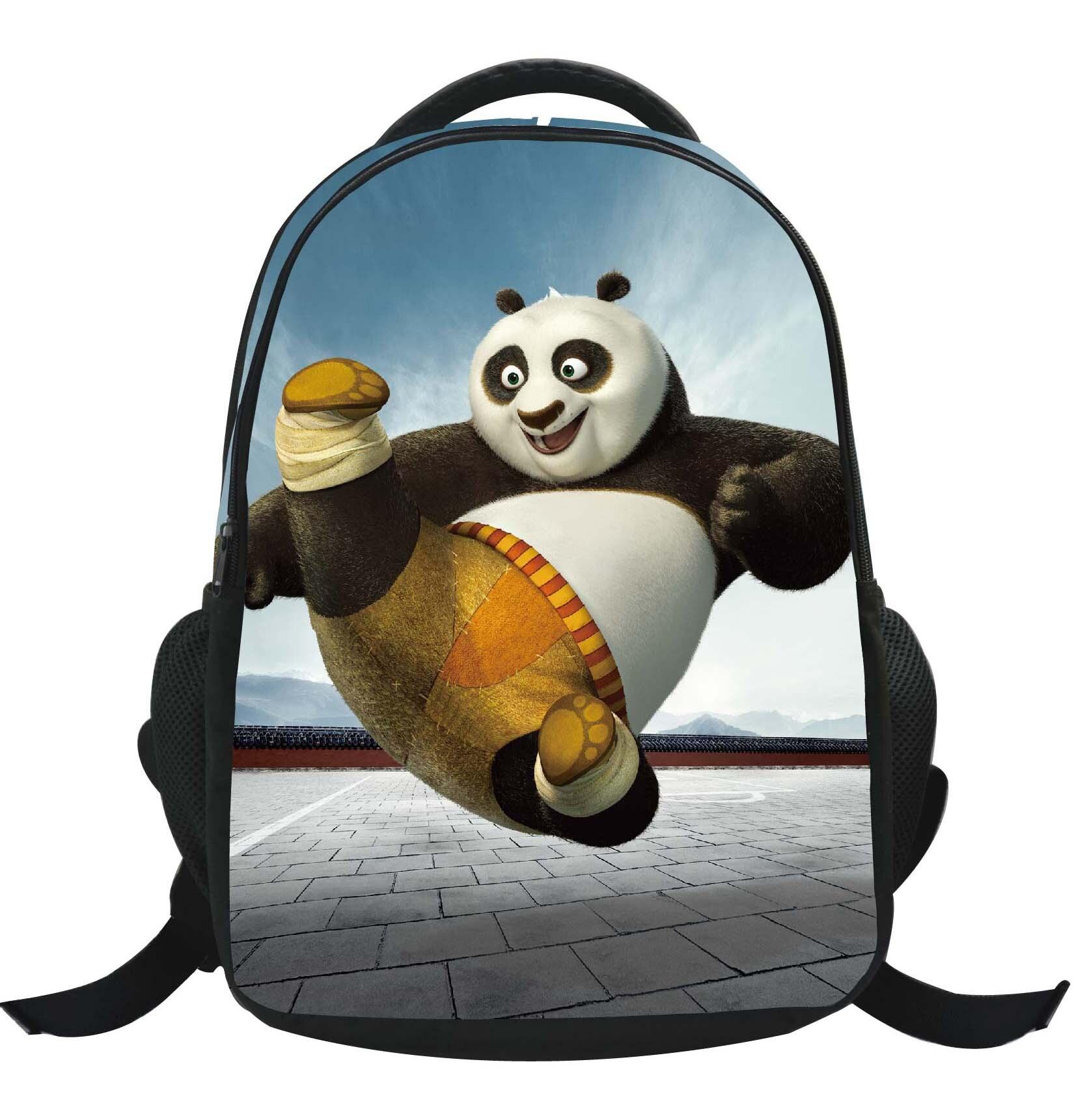 aliexpress hot panda pupils cartoon bags children