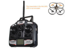 Transmitter for Mini Drone RC Quadcopter Tumbling UFO Helicopter HCW553 Parts