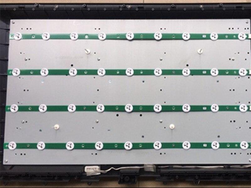 1set=4pcs   LED Bar Light For Skyworth 32E380S Backlight SSC SVW320A92-6-REV6.0-9-120403