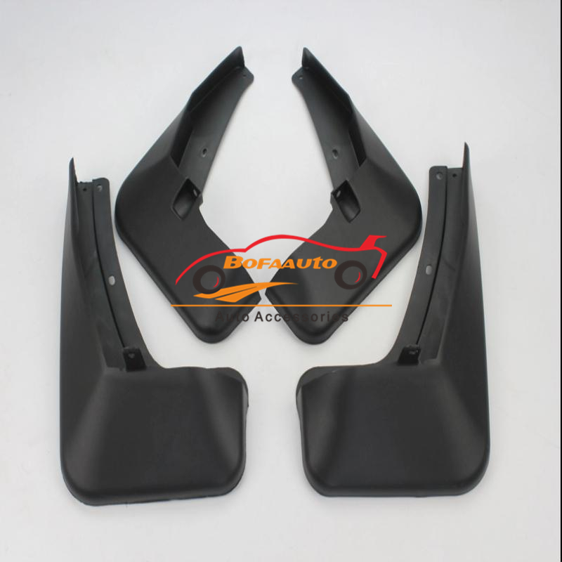 for car styling vw volkswagen tiguan 2017 2018 accessories mud flaps flap splash guard Front Rear