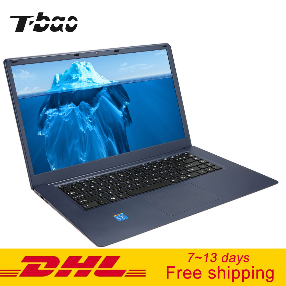 TBOOK R8 15 6 inch Gaming Laptop Business Notebook PC 10000mAh Battery 1920P 4GB 64GB for