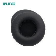 Whiyo 1 par de Capa de Almofada Almofadas Earpads Substituição para Philips HS500 SBC-HL155 SBC-HL145 SHM6103 Fones De Ouvido Earmuff