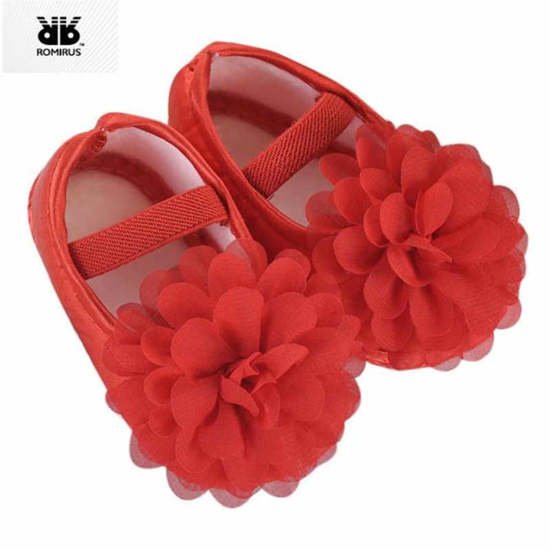 ROMIRUS/детская обувь Sapatinhos Para Bebe Menina мокасины для новорожденных девочек пинетки для младенцев обувь кроссовки детские menina младенцев