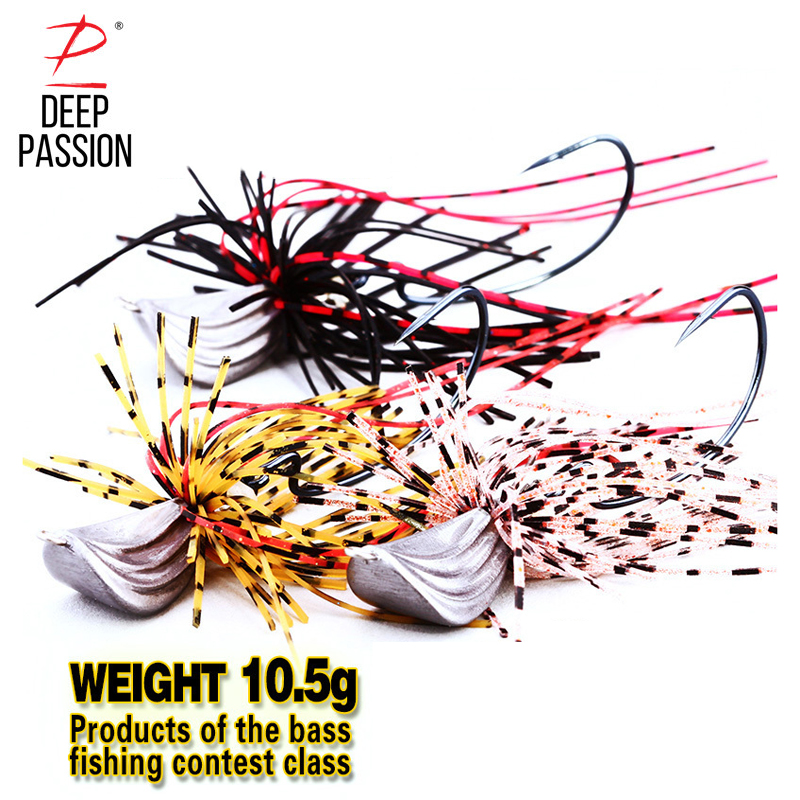 Little Smart 10.5g Jig Head 10Colors Fishing Lure Freshwater Saltwater SFT Brand