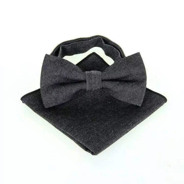 Baumwolle Krawatte Set für Männer Cowboy Krawatte Taschentuch - Bekleidungszubehör - Foto 5